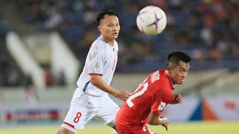 Trọng Hoàng mong được đá SEA Games cùng U22 Việt Nam