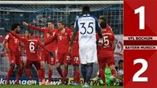 Bochum 1-2 Bayern Munich(Cúp QG Đức 2019/20)