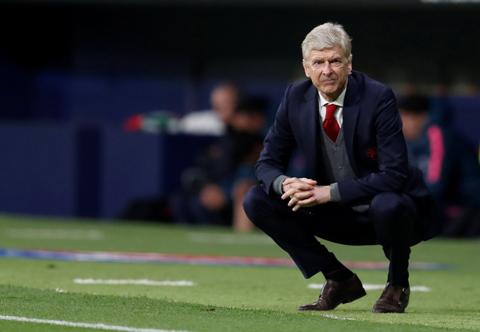 Wenger bất lực trong sự thay đổi chóng mặt của bóng đá hiện đại