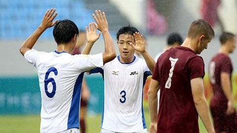 """Bại tướng của U19 Việt Nam thua """"sấp mặt"""" tại giải U21 Quốc tế"""