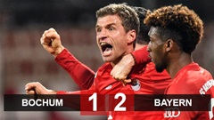 Bochum 1-2 Bayern Munich: Hùm xám hút chết ở Cúp Quốc gia