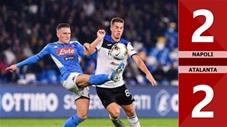 Napoli 2-2 Atalanta(Vòng 10 Serie A 2019/20)