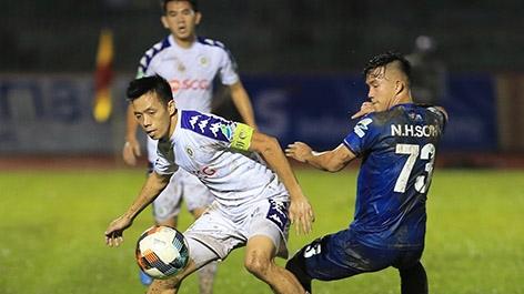 Quảng Nam 1-2 Hà Nội: Lần đầu Cúp về tay Hà Nội FC