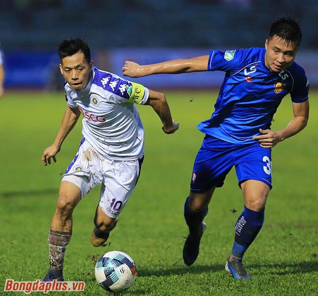 Trở lại với trận chung kết, Hà Nội FC lẫn Quảng Nam FC đều khát khao có được chiếc cúp Quốc gia đầu tiên trong lịch sử CLB