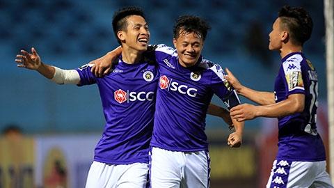 Hà Nội FC sẽ được thưởng lớn nếu vô địch Cúp QG
