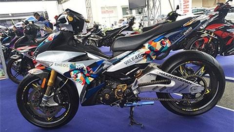 Yamaha Exciter 135 độ siêu chất trị giá gần 1 tỷ, khiến Honda Winner X 'khóc thét'