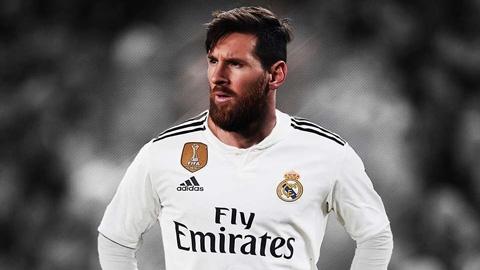 Messi được khuyên nên tới Real để vượt mặt Pele và Maradona