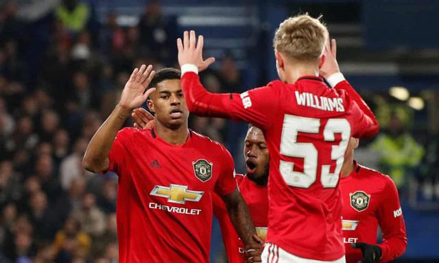 Chelsea 1-2 M.U: Rashford đưa Quỷ đỏ vào tứ kết