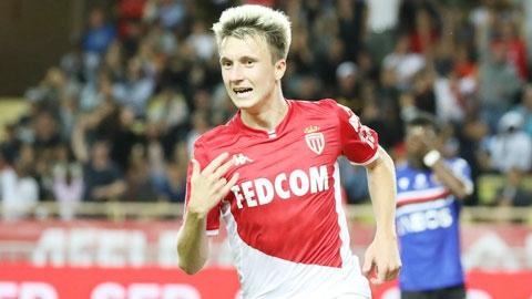 Golovin ngày càng quan trọng với Monaco