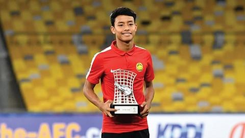U22 Malaysia gọi tài năng trẻ lọt vào top 60 triển vọng nhất thế giới