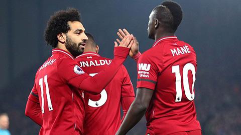 Liverpool được dự đoán sẽ có chiến thắng để củng cố ngôi đầu bảng