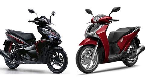 """Honda Air Blade 150 & Honda SH 2020 giá """"ngon"""" sắp ra mắt tại Việt Nam?"""