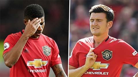 M.U mất một loạt sao sau thắng lợi trước Chelsea