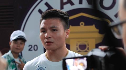 Quang Hải bỏ ngỏ khả năng thi đấu ở nước ngoài