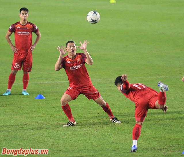 Hơn 10 ngày nữa, Việt Nam sẽ đối đầu với UAE ở lượt trận thứ 4 vòng loại World Cup