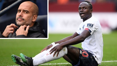 Guardiola nói kháy Mane muốn làm sao lớn thì đừng ăn vạ