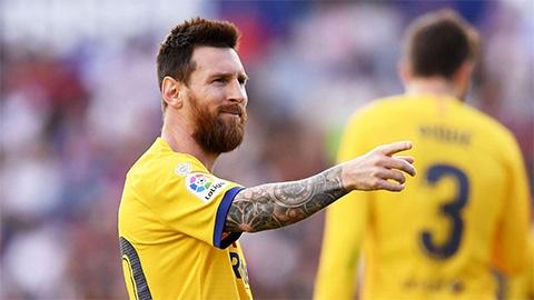 Messi có là Thánh cũng chẳng cứu nổi Barca