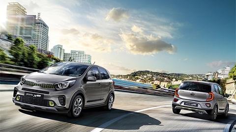 Kia Morning thế hệ mới có giá siêu rẻ, đối đầu Toyota Wigo, Honda Brio