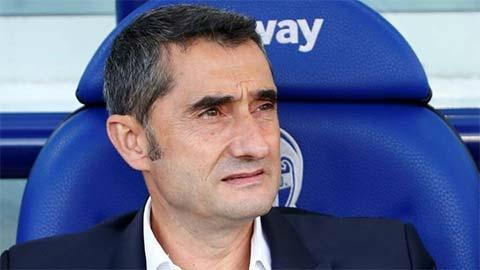 Valverde quyết không từ chức