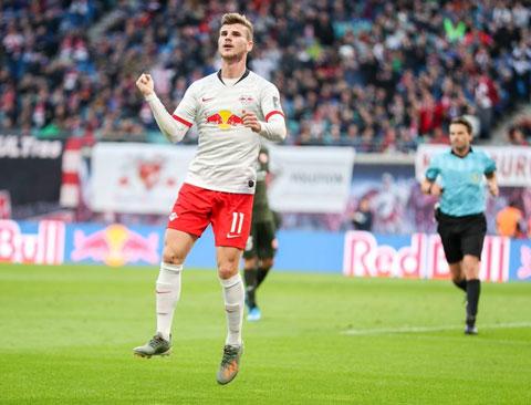 Vòng 10 Bundesliga: Bayern thua 1-5, RB Leipzig thắng 8-0