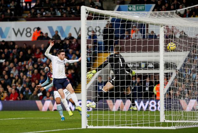 Aston Villa 1-2 Liverpool: Người hùng Mane giúp Liverpool lội ngược dòng trong 7 phút