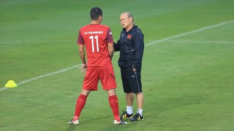 Thầy Park & tuyệt chiêu làm mới đội tuyển