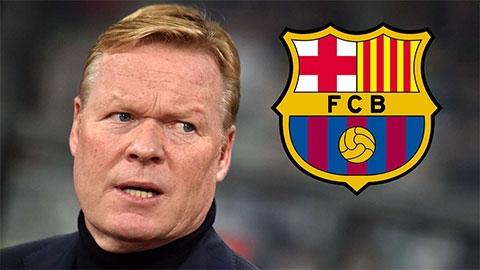 HLV Koeman nói gì về chuyện dẫn dắt Barca?