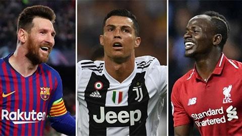 Messi và Ronaldo bị ví như... quái vật!