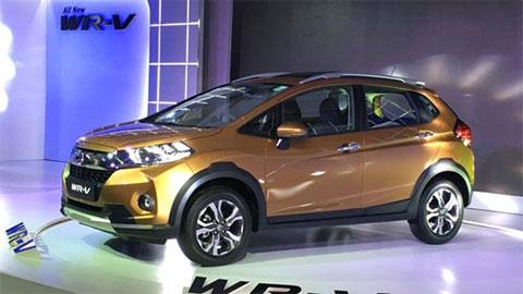 """Honda WR-V giá chỉ hơn 265 triệu """"đe nẹt"""" Hyundai Venue, Ford EcoSport"""