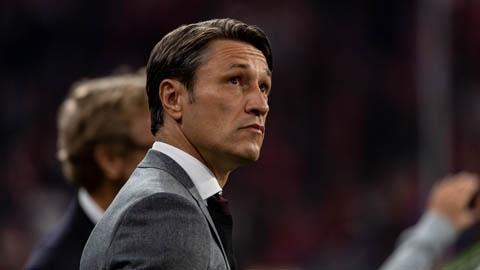 Bayern sa thải HLV Niko Kovac sau trận thua 1-5 trước Frankfurt