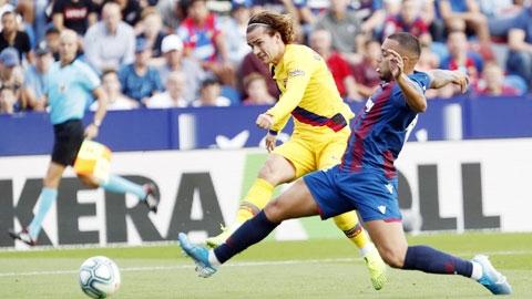Barca vẫn đang chịu 'hội chứng Anfield'