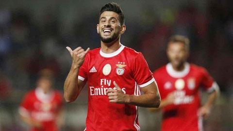Pizzi, ngòi nổ nguy hiểm nhất của Benfica