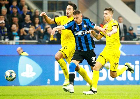 Dortmund vs Inter Milan, 03h00 ngày 6/11: Trụ vững trên đất Đức