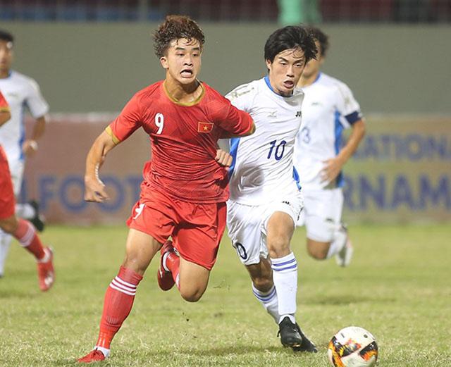 Đánh bại SV Nhật Bản, U21 tuyển chọn Việt Nam vô địch U21 Quốc tế 2019