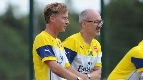 Arsenal sa thải cả bộ sậu ở học viện đào tạo trẻ