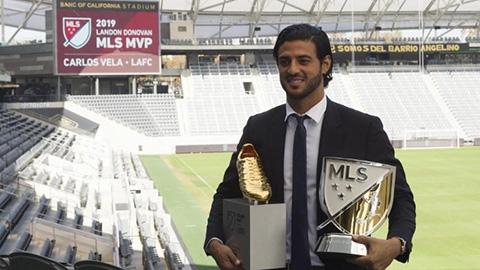 Cựu sao Arsenal vượt qua Ibrahimovic giành giải Cầu thủ xuất sắc nhất MLS