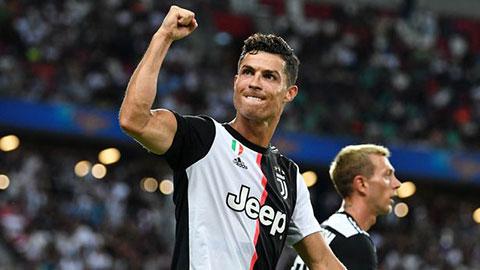 Juventus vẫn đang bất bại tại Serie A