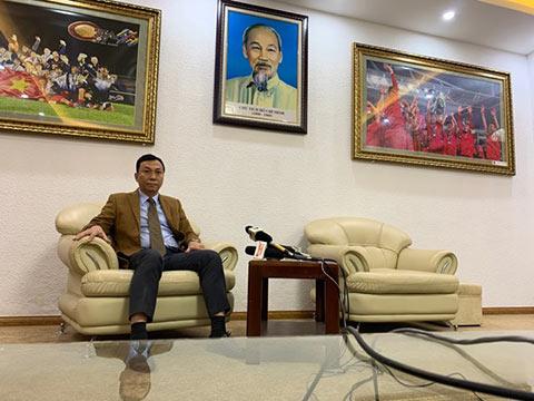 Bóng đá Việt Nam phấn đấu mục tiêu dự VCK World Cup 2026