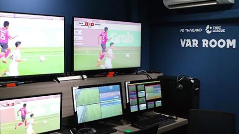 Thái Lan sử dụng VAR cho mọi trận đấu tại Thai League 2020