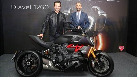 Sốc với Ducati Diavel 1260 S 2020, giá bán cao hơn cả Toyota Vios