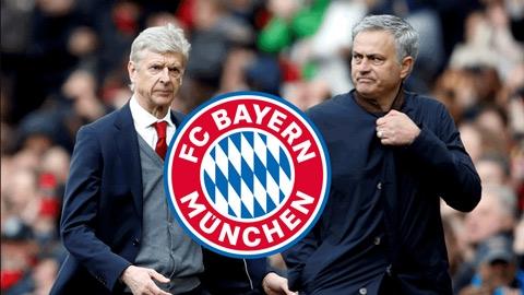 'Bayern nên tránh xa Mourinho và Wenger'