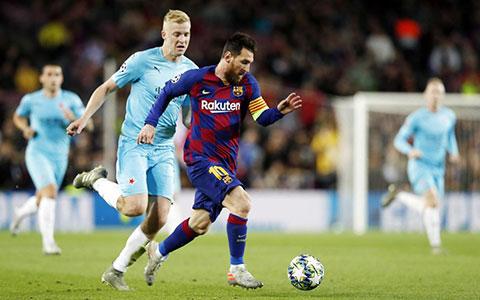 HLV Wenger cho rằng Barca đang dần đánh mất sức hút của mình