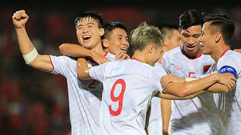 VFF tin Park Hang Seo sẽ là 'kiến trúc sư' cho giấc mơ World Cup