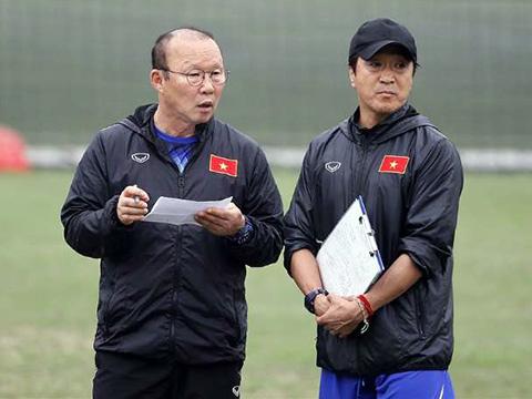 HLV Park Hang Seo sẽ tiếp tục gắn bó với bóng đá Việt Nam