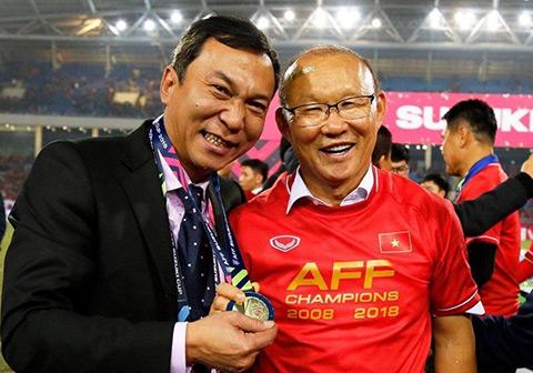 Kinh nghiệm của ông Park sẽ đóng góp vào chiến lược hướng đến World Cup 2026 của bóng đá Việt Nam