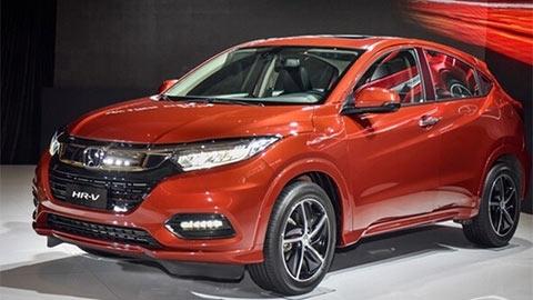 Honda HR-V bất ngờ giảm giá mạnh, đe nẹt Hyundai Kona, Ford Ecosport