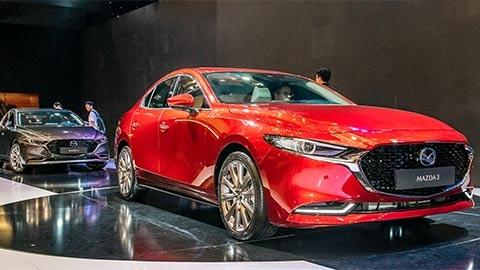 Mazda 3 2020 vừa ra mắt đã giảm giá tại Việt Nam