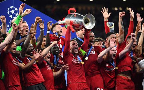 3 nhà vô địch Champions League gần nhất đều kết thúc vòng bảng ở vị trí thứ nhì