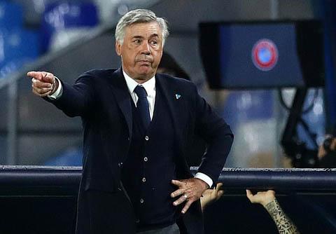 Ancelotti nhiều khả năng sẽ bị sa thải trước thời hạn
