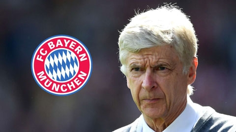 Wenger để ngỏ khả năng dẫn dắt Bayern